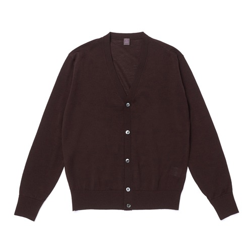 Den Cardigan_Brown