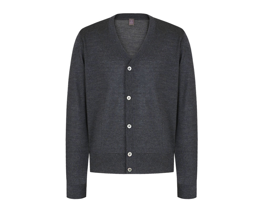 Den Cardigan_gray