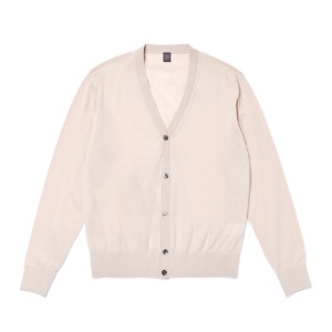 Den Cardigan_Light Beige